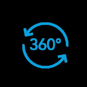 360° Produkte